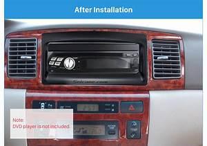 Great 1din 2003 2004 2005 2006 Toyota Corolla Car Radio