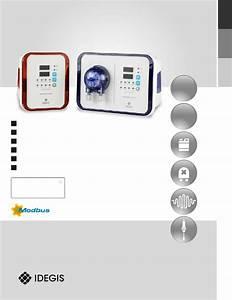Idegis 200 Series Control Panel Instruction Manual Pdf