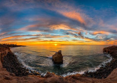 Great Spots Watch The Sunset San Diego