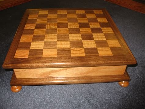 Some Old Woodworking Projects