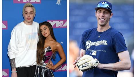 Has Christian Yelich Or Pete Davidson Had A Better 2018?