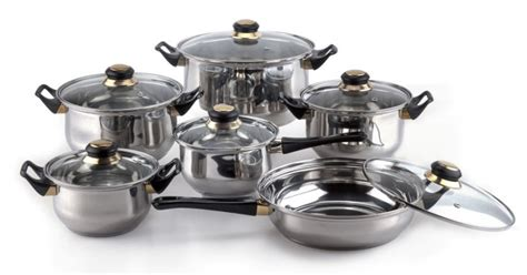 cookware happy vicenza panci steel ollas juego onlineshopping reasons baron stainless stainlees v612 rumah inoxidable acero pz ver tokopedia clasf