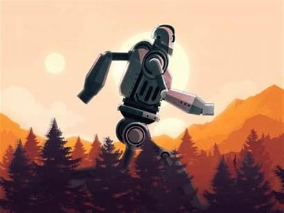 Giant Iron Gifs Animated Daylight Inspiration April
