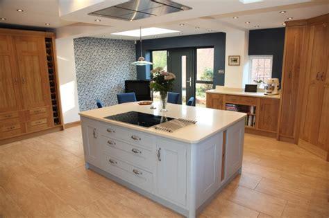 bespoke kitchen islands luxury shaker kitchen designs bespoke kitchens 1593
