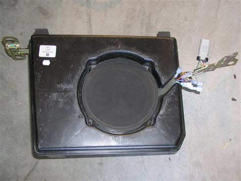 Wrangler Subwoofer Wire Harnes by Retroactively Installing A Factory Sub In Your Wrangler