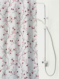 Jette Joop Handtücher : hochwertiger duschvorhang jette 150 x 200 cm mit 9 mm sen ~ Yasmunasinghe.com Haus und Dekorationen