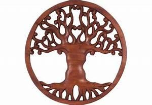 Arbre De Vie Deco : d co murale arbre de vie en bois suar deco bali koh deco ~ Dallasstarsshop.com Idées de Décoration
