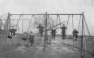 Is This The World39s First Playground Swing Newly
