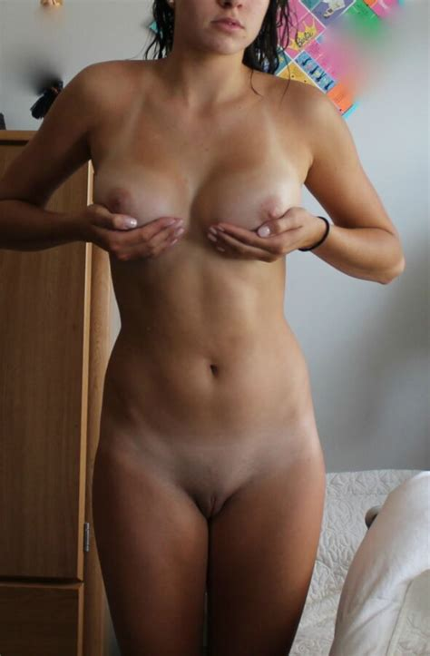 Athletic Teen Small Tits