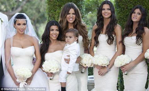 Kim Kardashian And Kris Humphries Wedding Photos