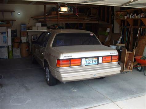 1992 Dodge Spirit, One Owner For Sale In Las Vegas, Nevada