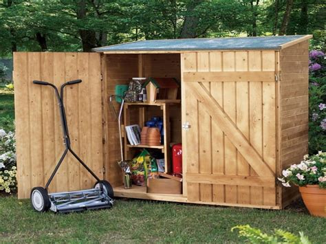 Outdoor Garden Storage Shed Cute Garden Sheds, Small