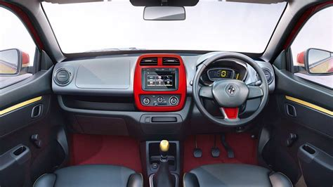 kwid renault interior new renault kwid super hero edition launched in india