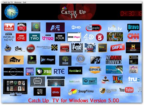 Download Catch Up Tv 5.0