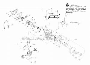 Poulan Pp4620avx Parts List And Diagram