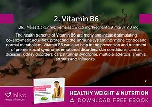 Vitamin B6 Nutrition Facts  This Easy To Follow Guide