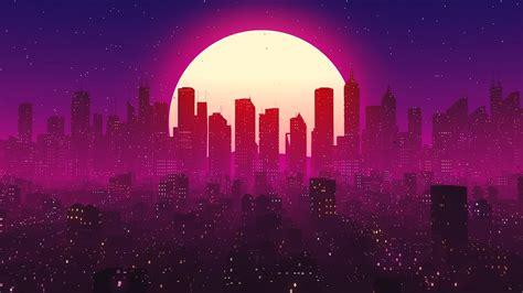 create  retro city loop  cinema   effects
