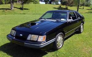 16 Years Stored: 1986 Ford Mustang SVO