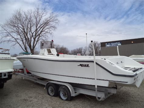Boat Motors For Sale Green Bay Wi by Quot Mako Quot Boat Listings In Wi