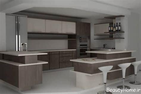 3d kitchen designs طراحی آشپزخانه مدرن برای انواع آشپزخانه های کوچک و بزرگ 1087