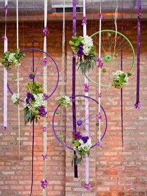 bicycle wedding ideas images  pinterest bike
