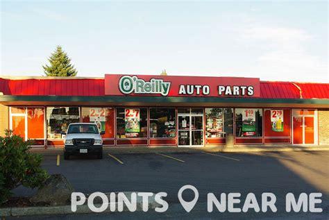O 39 Reilly Auto Parts Near Me Points Near Me