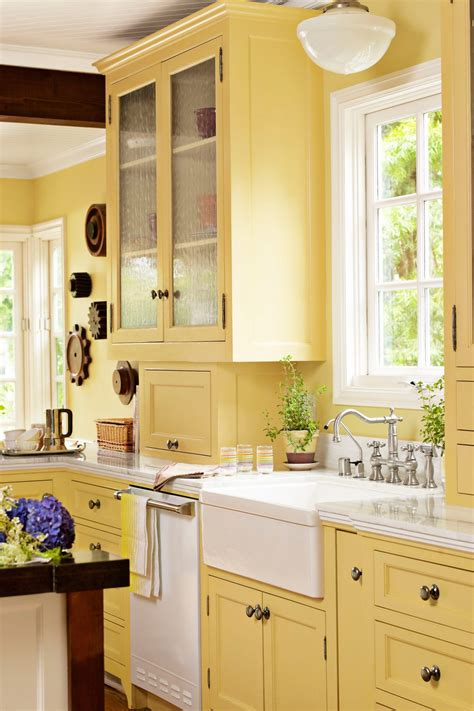 bright floral curtains 40 best yellow kitchen designs 2018 gosiadesign com