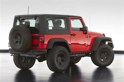 Jeep Unveils Extreme Wrangler Concepts Before Moab