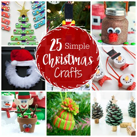 cute  simple christmas crafts   crazy