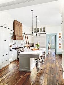 Warm, And, Charming, European, Farmhouse, Kitchen, Design, Ideas