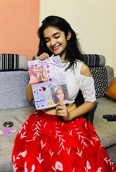 Anushka Sen Anushka Sen Added A New Photo — With