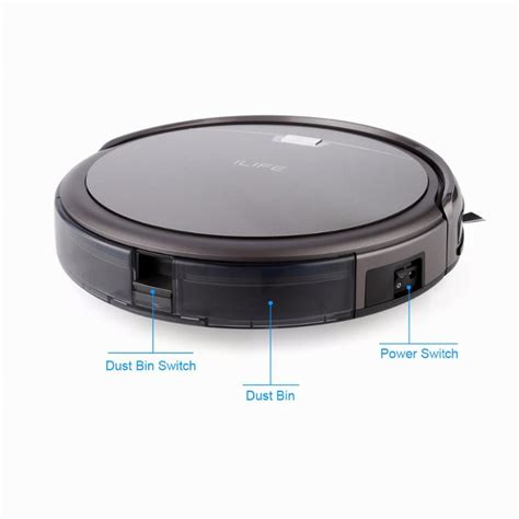 ilife  robotic vacuum cleaner cleaning robot cleaner