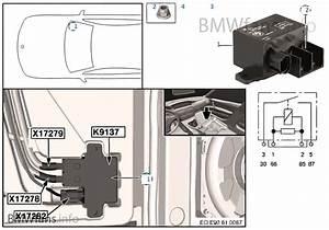 Bmw E90 Electric Fan Wiring Diagram