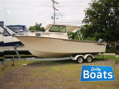 Maycraft Boat Review maycraft 2550 pilot xl w trailer for sale daily boats