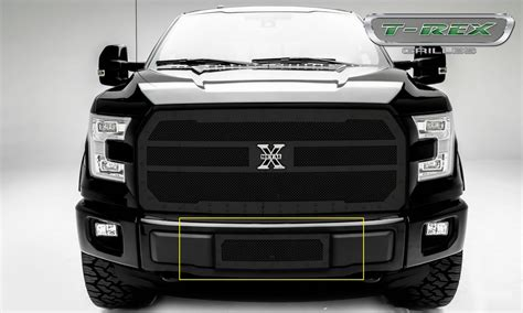 Bumper Grille Insert With