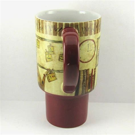 Limited time only this item is not available in stores. LANG MUGS-I Need Coffee Now-16oz Travel Cup/Mug DAN DIPAOLO Artwork Mother Work - Mugs, Cups