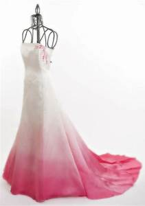 ombre your fairytale wedding With ombre wedding dress