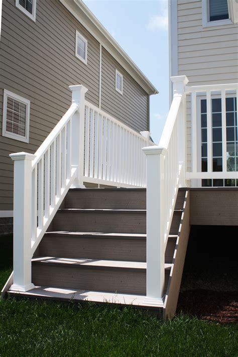 vinyl railing  square vinyl balusters fairway