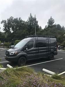 Sold  2018 Ford Transit Quigley 4x4 Camper