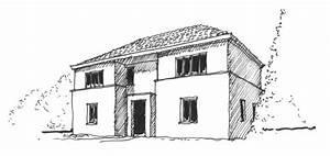 Architektur Haus Zeichnen : projekte im detail 30er jahre haus ~ Markanthonyermac.com Haus und Dekorationen