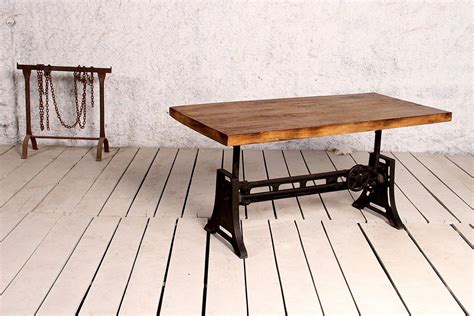 Adjustable Height Coffee Dining Table  Coffee Table