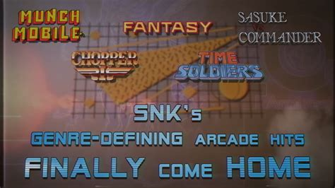 dlc additions  snk  anniversary