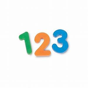 jumbo magnetic numbers set of 36 educational toys planet With jumbo magnetic letters and numbers