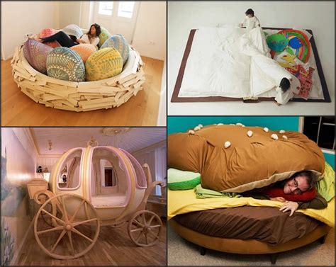 five innovative and beds for children