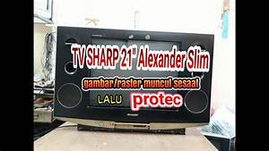 Tv Sharp Alexander Slim Protec