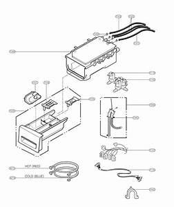 Lg Model Wm2277hw  01 Residential Washers Genuine Parts