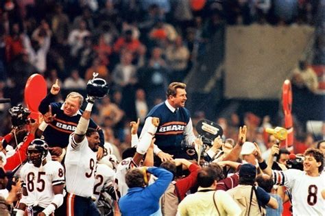 chicago bears super bowl xx chicago tribune