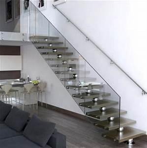 Treppen Aus Glas : moderne treppen designs glas gel nder stahl kugel treppe pinterest treppen design moderne ~ Sanjose-hotels-ca.com Haus und Dekorationen