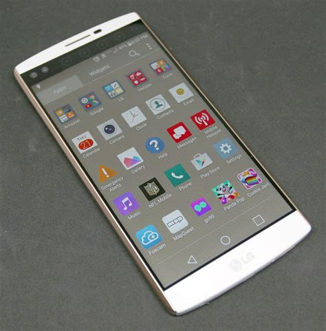 android phone reviews lg v10 android smartphone review