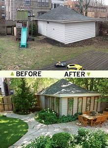 Backyard Garden Ideas Before And After – izvipi.com